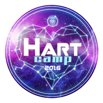 Hart Camp 2016 logo
