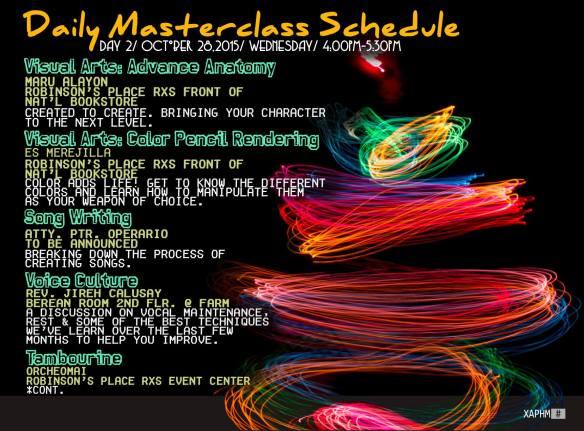 master class 3
