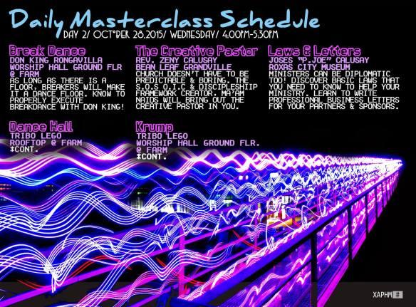 master class 4