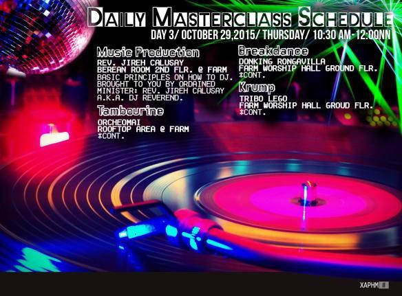 master class 5